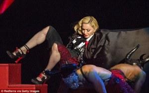 Fallen Madonna